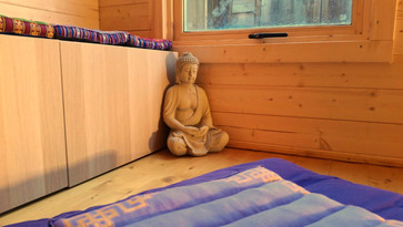 Buddha at Deeper Being