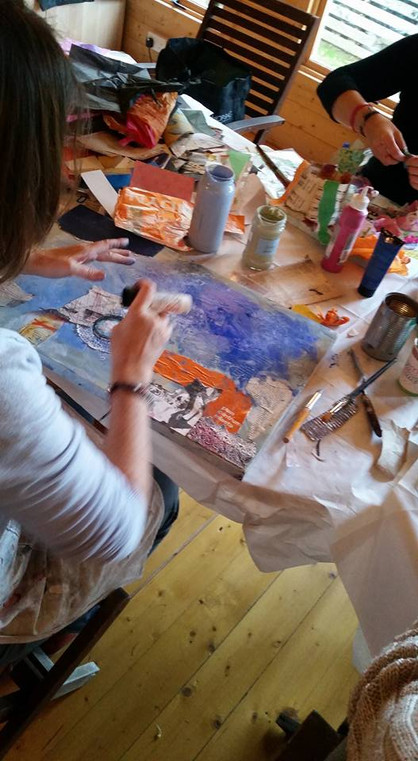 Creative Art and Mindfulness workshop