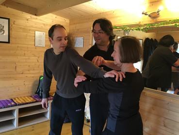Tai Chi Workshop Northampton