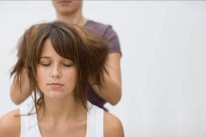 Indian Head Massage+Shoulder+Reiki