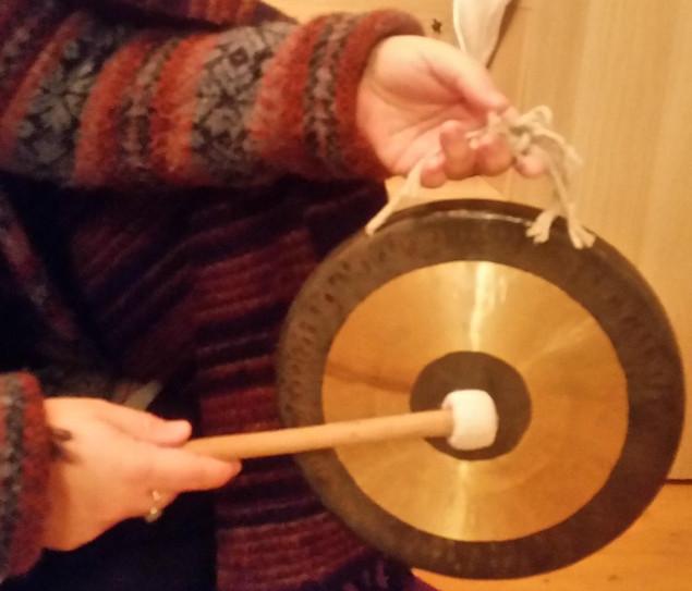 Meditation Gong Deeper Being Northampton