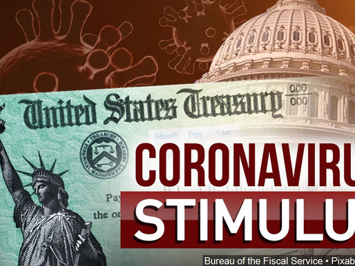 Social Distance from the Scammers: Coronavirus Stimulus Checks