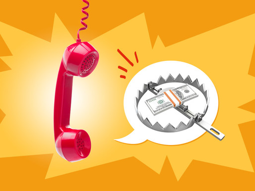 Sketchy Telephone Call