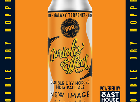 DDH COriolis Effect featuring Galaxy Hop Terpene Infusion