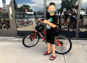 Can'd Aid Partners with Royal Family KIDS for Majority of Do-Goodery at Your Doorstep Bike Donation
