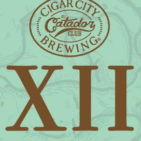 CIGAR CITY BREWING LAUNCHES EL CATADOR CLUB'S 12TH EDITION