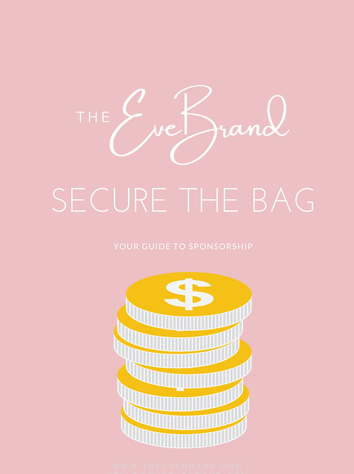 Secure the Bag: Your Guide to Sponsorship