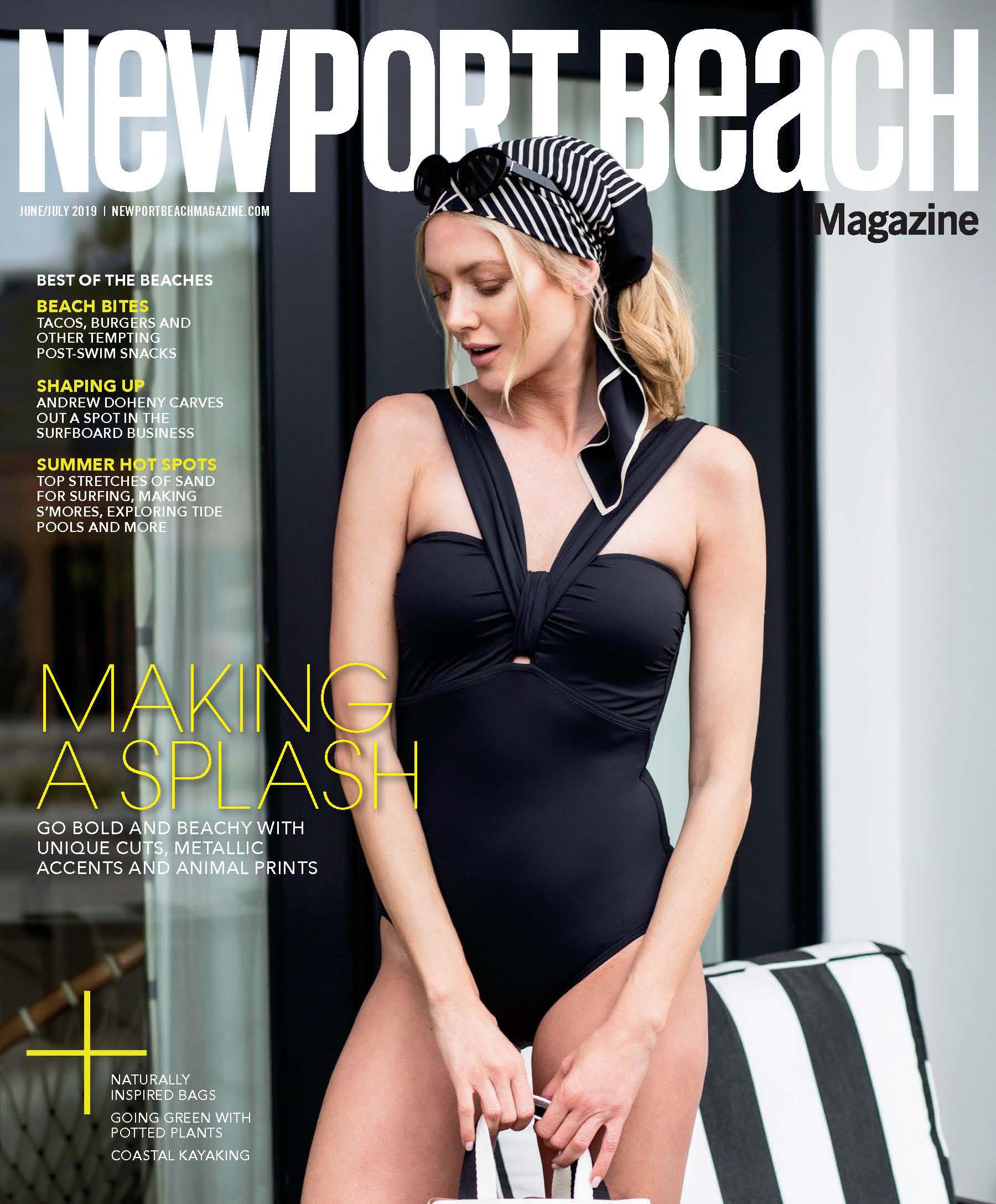 Newport Beach Magazine - June July Issue