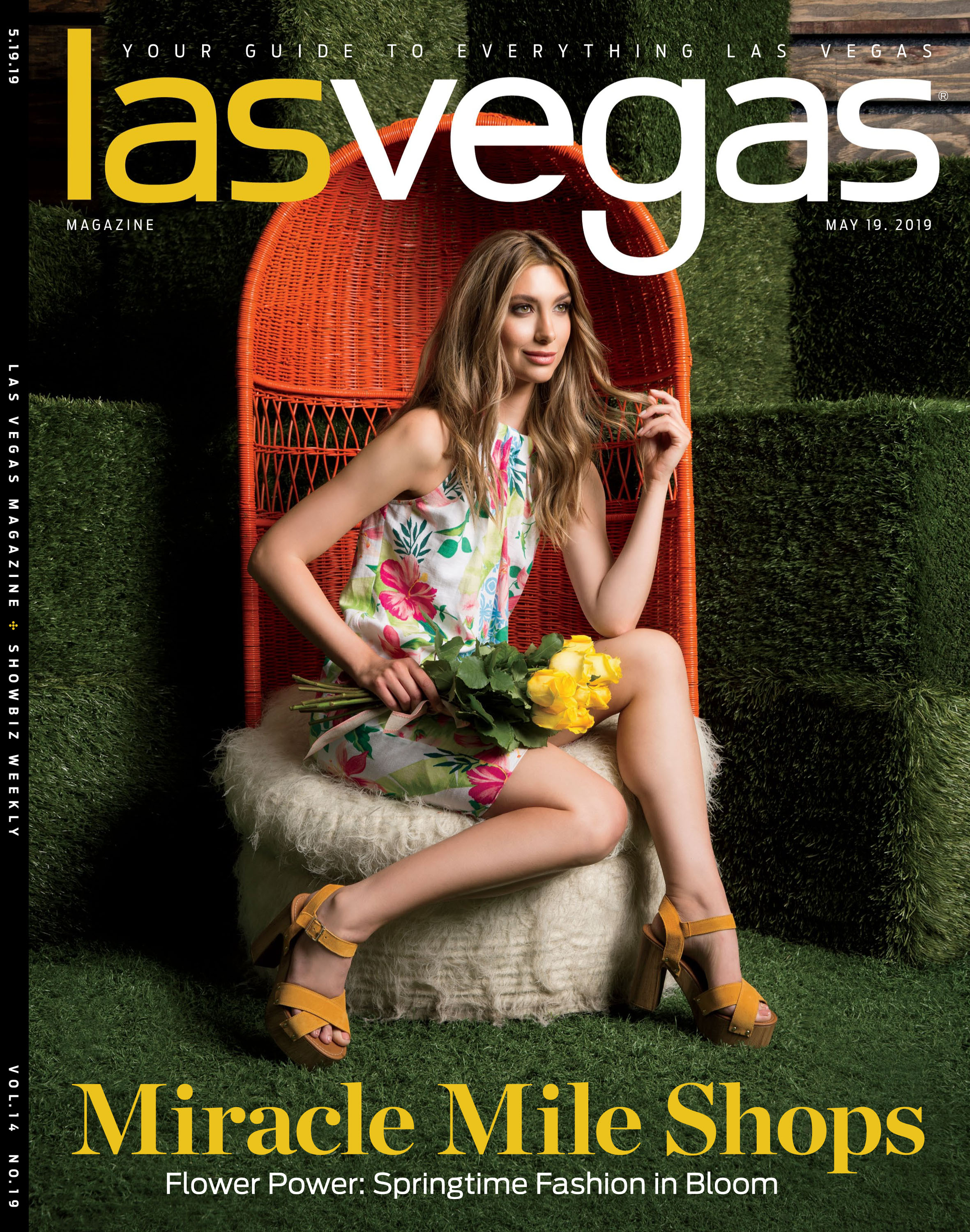 Las Vegas Magazine - May 19 - TB Womens