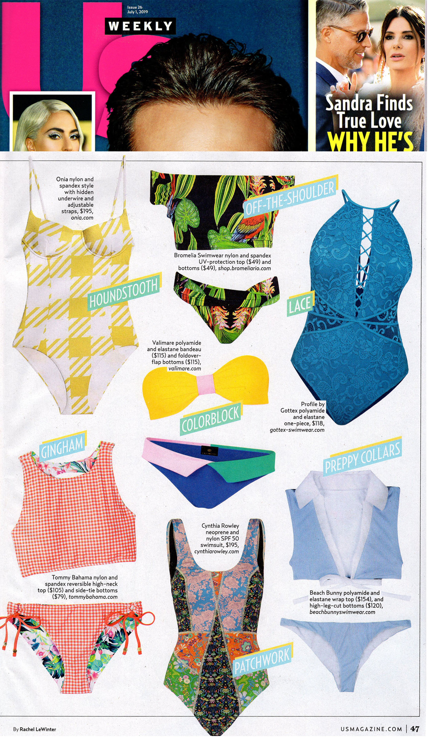 US Weekly - July 1 - TB Women's Swim