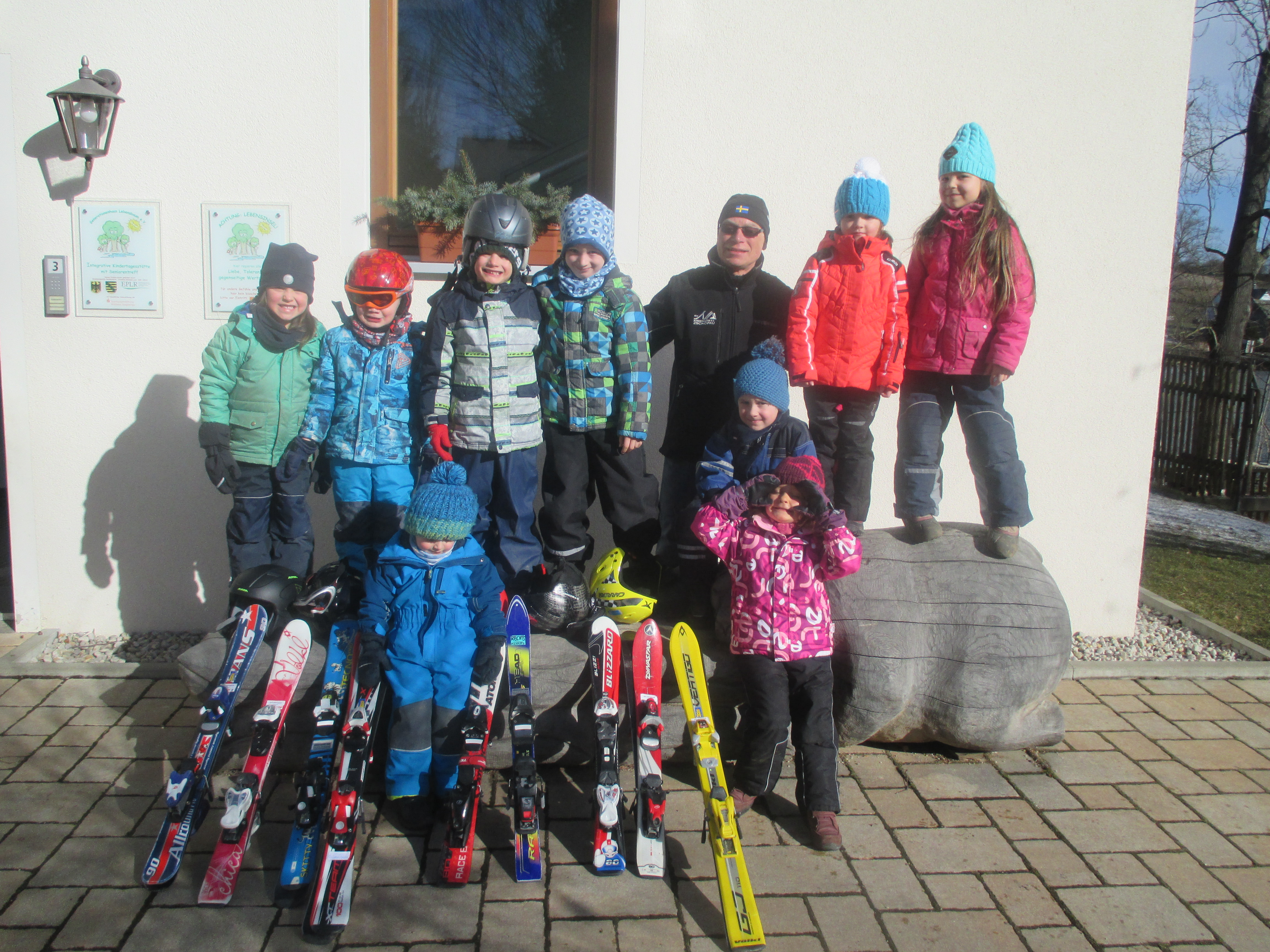 Skikurs 2016