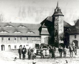 Turm- und Fischhaus