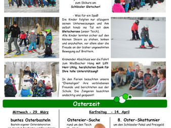 Ski heil - unser Gletscher ist steil!  :-)