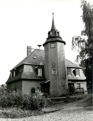 Schlösschen um 1960