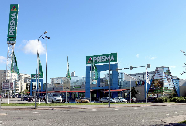 Länsikeskus, Prisma