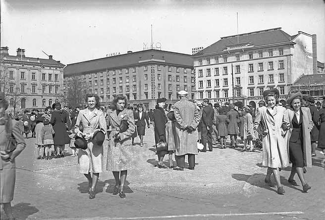Turun tori 1942.