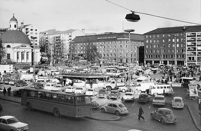 Turun tori 1971