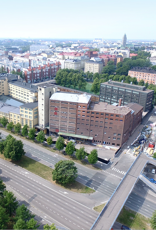 KOy Helsingin Kaikukatu 5