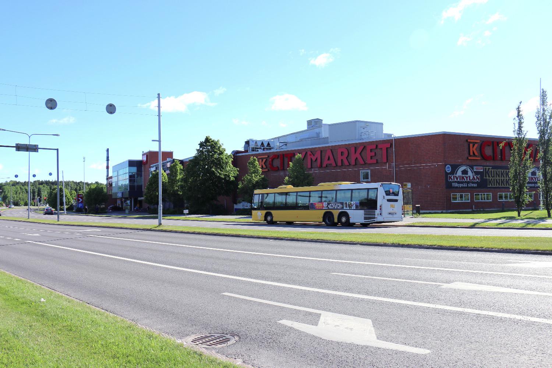 Länsikeskus, Citymarket