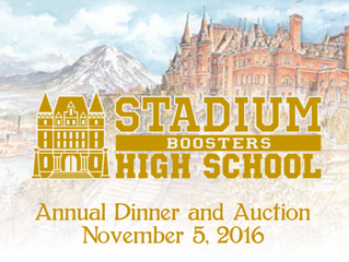 SHS Booster Auction Get Your Tickets Today