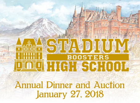 Booster Auction Tickets on Sales Now