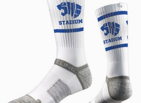 Got Socks? Order yours today.