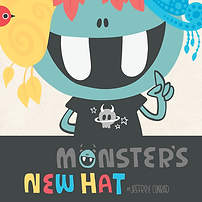 Monster's New Hat book