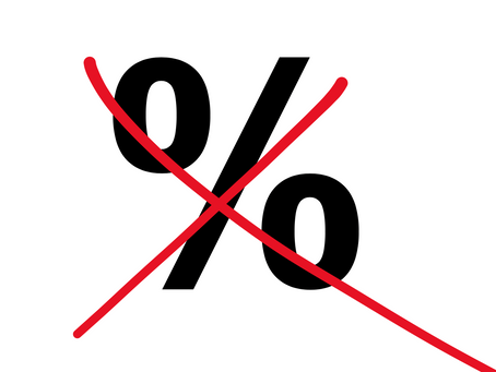 Why using percentages often does not work in sport performance.
