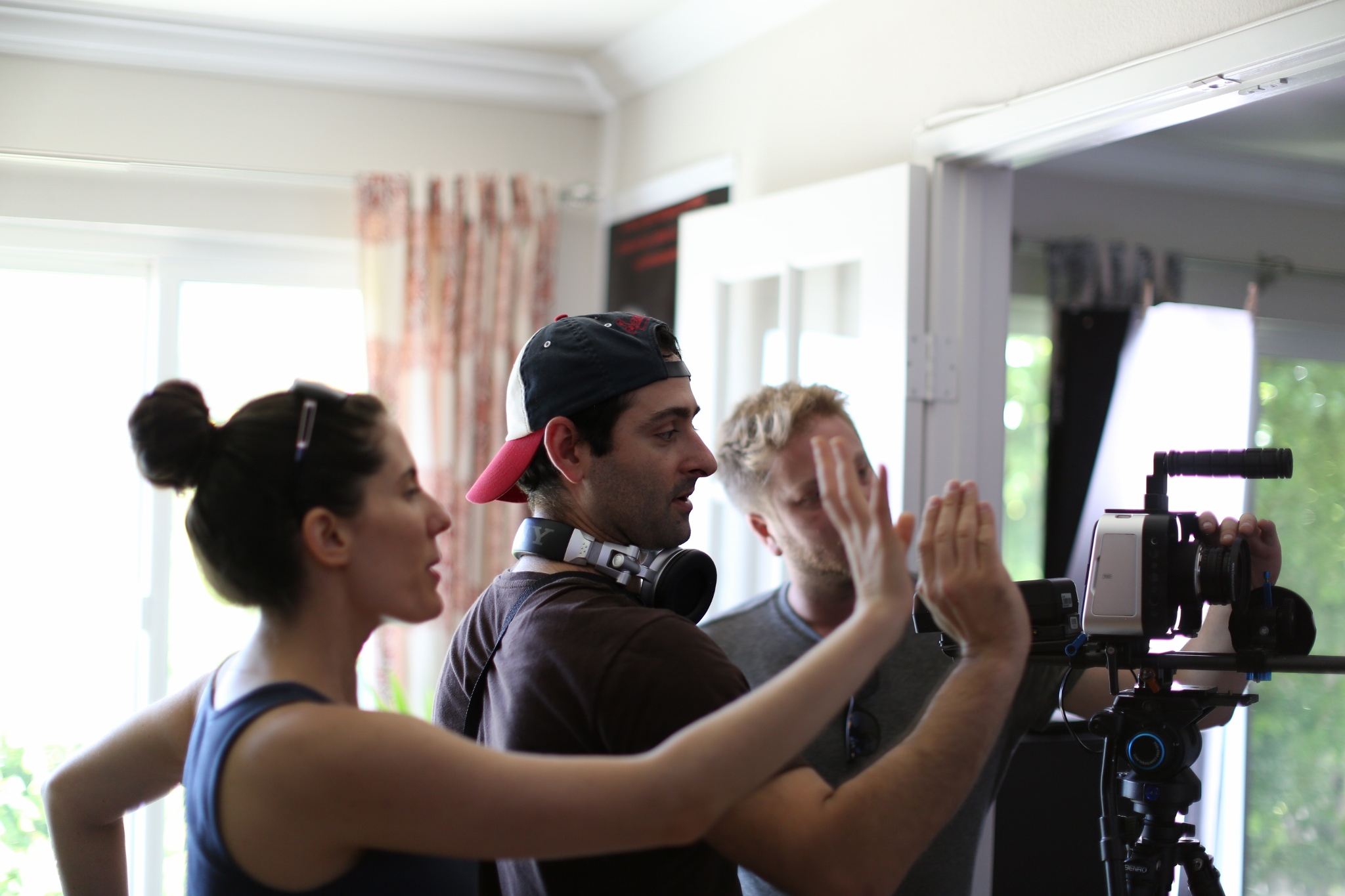 Jessica, Ethan, Sam discuss the shot