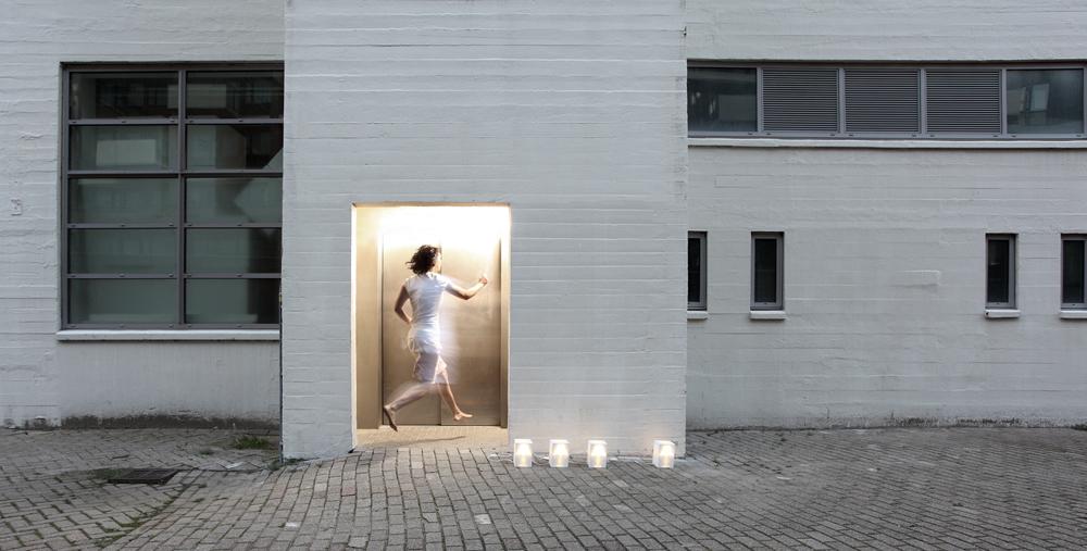 Volkskrant magazine voor het artikel 'Spot on design'