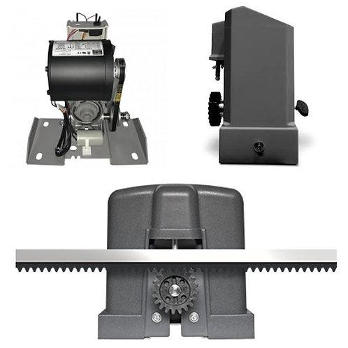 Motor deslizante RLG 1/4hp - 3,5 metros cremalheira