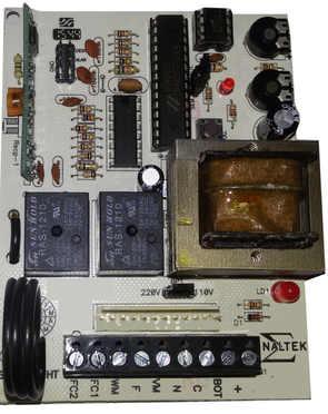 Placa de comando Motor Universal