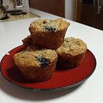 Yummy Blueberry-Walnut Muffins...mmmmm.j
