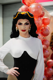 ASHLEY FOX - DRAGCON, JAN 2020