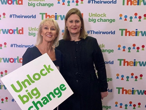 Celebrating #IWD2020 with Their World to #UnlockBigChange