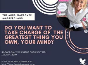 Sharron Presents Virtual Mind Makeover Masterclass for Forever Ireland