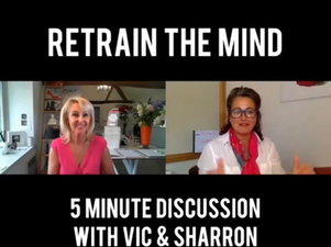 Sharron Lowe on Retraining The Mind with Victoria O'Farrell