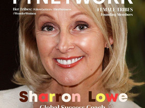Sharron Lowe Asked to be a Founding member of Female Tribes Network