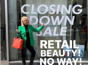 If this keeps happening, it'll be the end of Retail Beauty