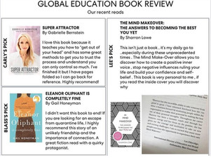 Director of Global Education & Consumer Experience at Bare Minerals Recommends The Mind Makeover