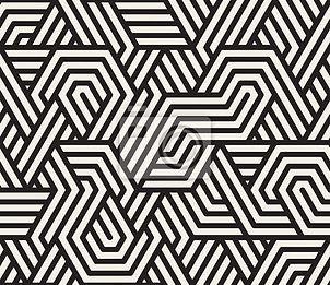 vector-sin-fisuras-en-blanco-y-negro-lin