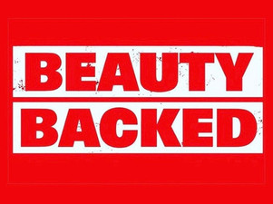 Sharron Promotes The Beauty Backed Campaign