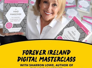 Sharron Lowe Invited to Speak for the Forever Ireland Digital Masterclass