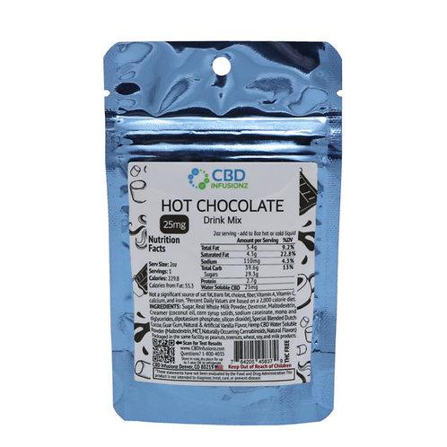 Instant CBD Drink Mix – Hot Chocolate