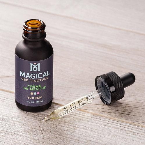 Magical CBD Oil 3000mg - Crème De Menthe