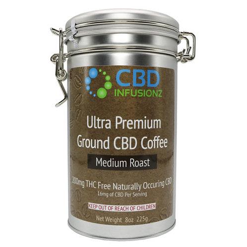 Premium Hemp CBD Coffee
