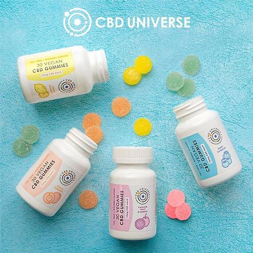 CBD Gummies | 4 Flavors