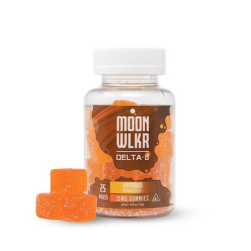 MoonWlkr Delta-8 THC Gummies