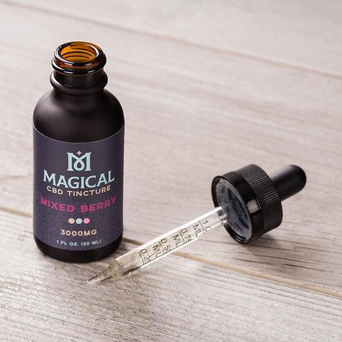 Magical CBD Oil 3000mg - Mixed Berry