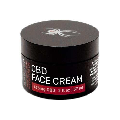 Spyder CBD Face Cream